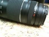 CANON Lens/Filter 75-300MM EF